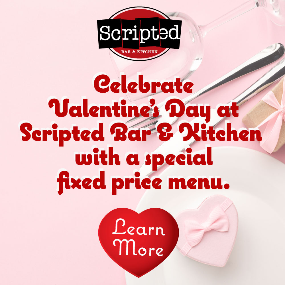 Valentine's Prix Fix Dinner Special