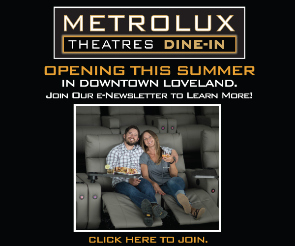 MetroLux Dine-In Theatres Join e-Newsletter to learn more