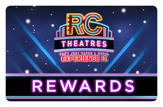 RC Theatres Rewards
