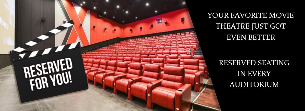 Xscape Theatres | MD - Brandywine 14