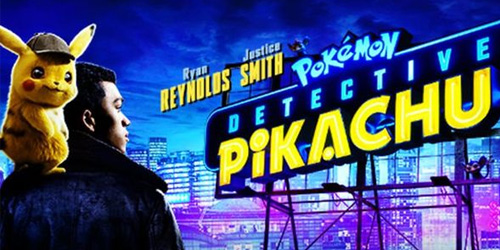 Pokemon: The Detective Pikachu