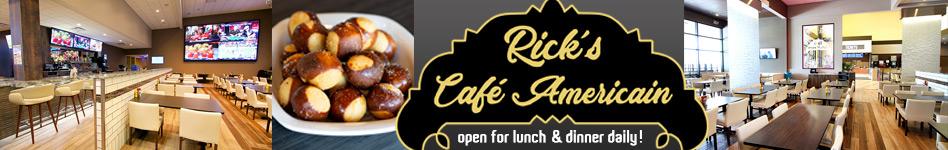 Rick's Cafe Americain