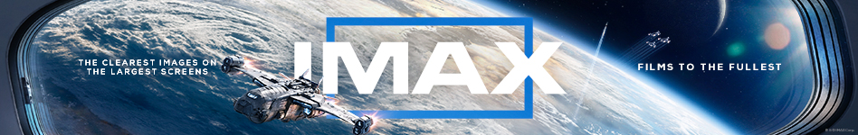 Experience it in IMAX