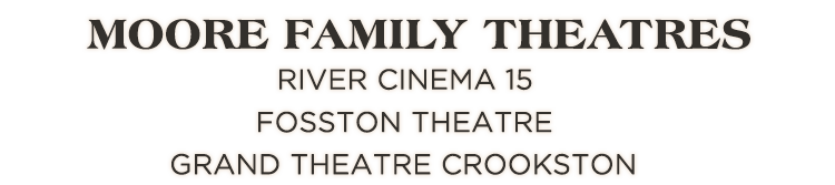Logo for Moore Family Theatres