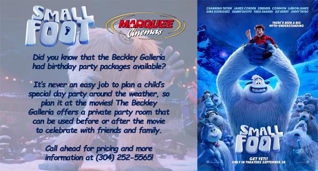 Marquee Cinemas Galleria 14 Beckley Wv