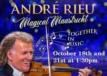 Andrew Rieu side banner