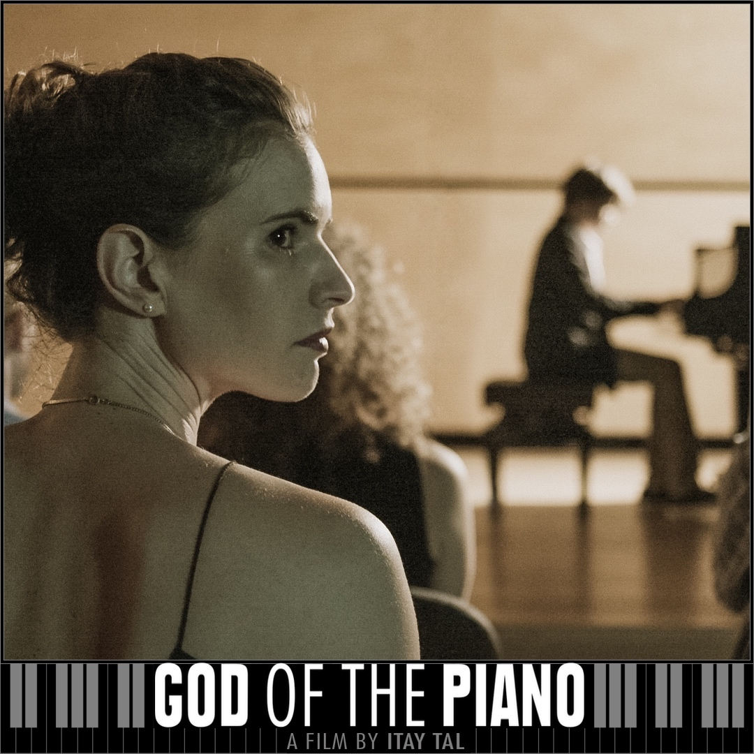 God of Piano poster