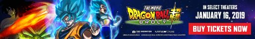 Dragon Ball Z new movie