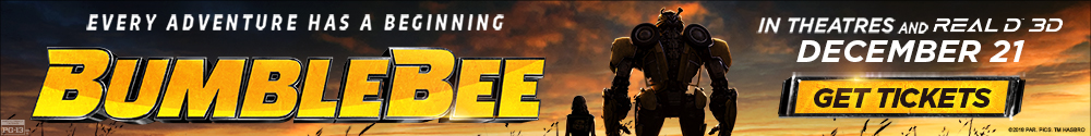 Tickets now on sale Bumblebee