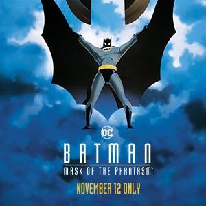 Batman Mask of Phantasm On sale Now