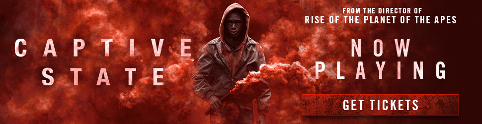 Captive State Now Playing
