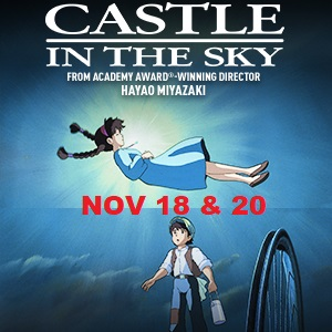 Castle In the Sky Now On Sale