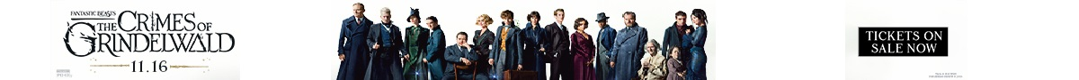 Crimes Of Grindelwald on sale now