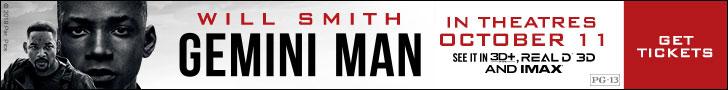 Gemini MAn On Sale Now