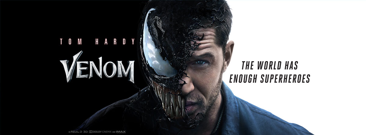 Review of Venom