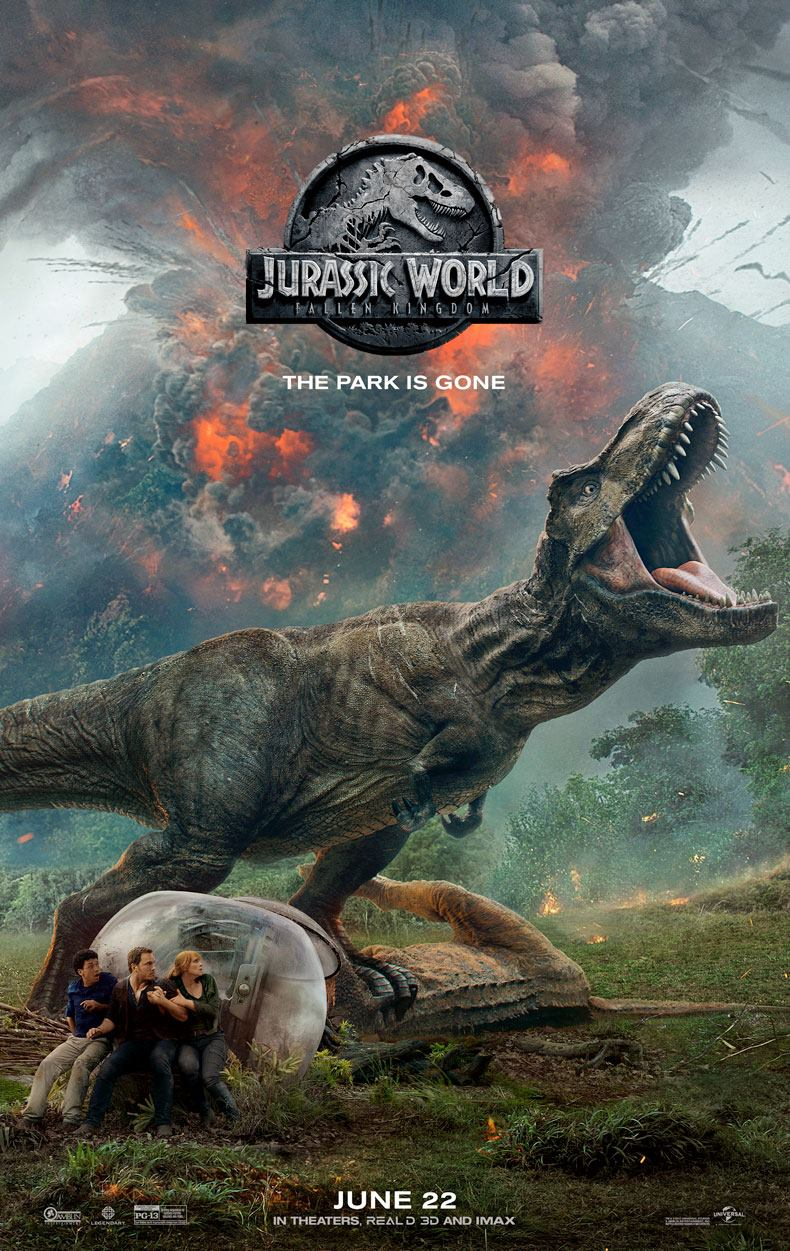 Hero Image for How to Prepare Yourself for Jurassic World - Fallen Kingdom