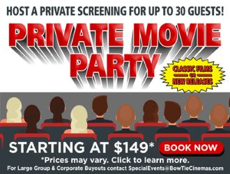 Thumbnail for PRIVATE MOVIE PARTY