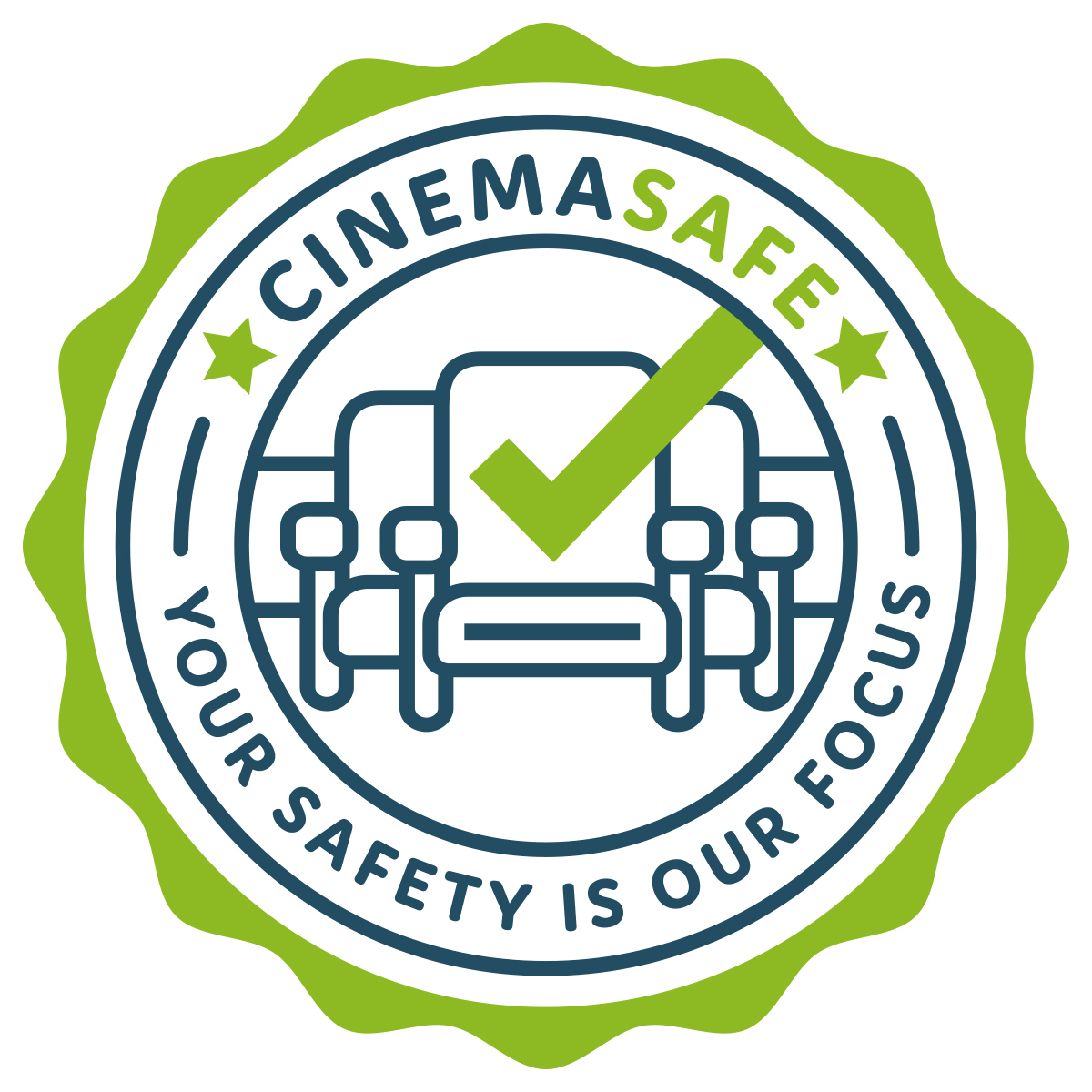 CinemaSafe - Your safety is our focus
