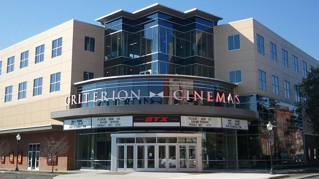 Criterion Cinemas 11 & BTX in Saratoga Springs, NY