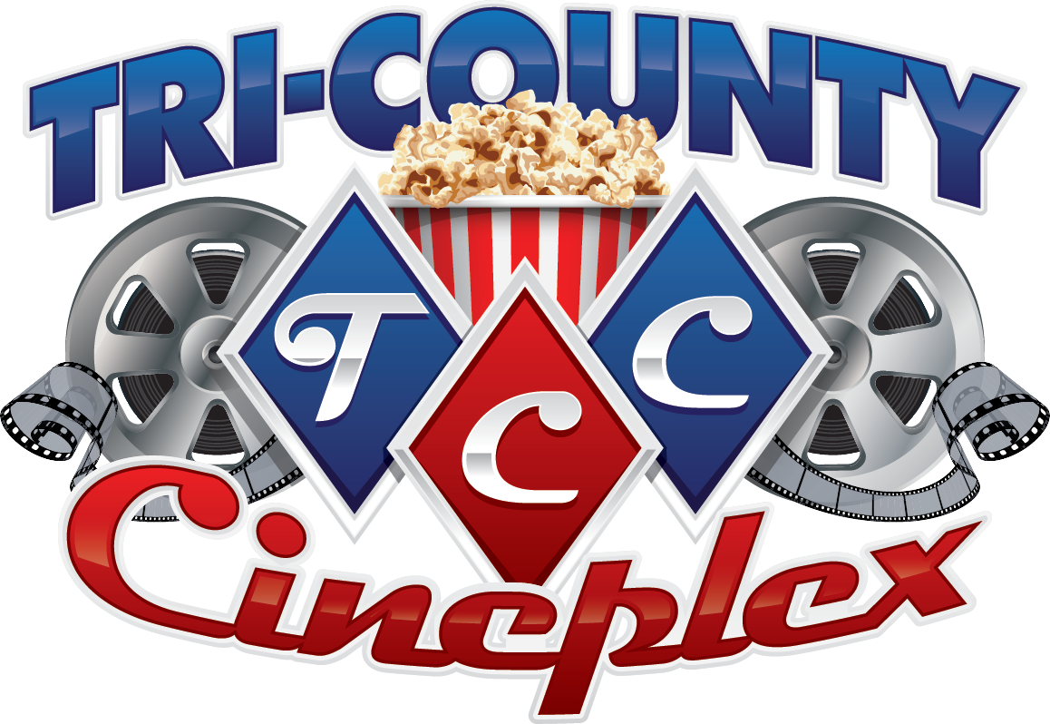 Logo for Tri-County Cineplex | Corbin KY