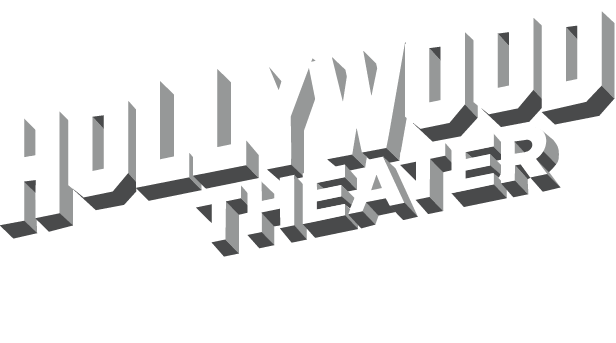Logo for Hollywood Theater