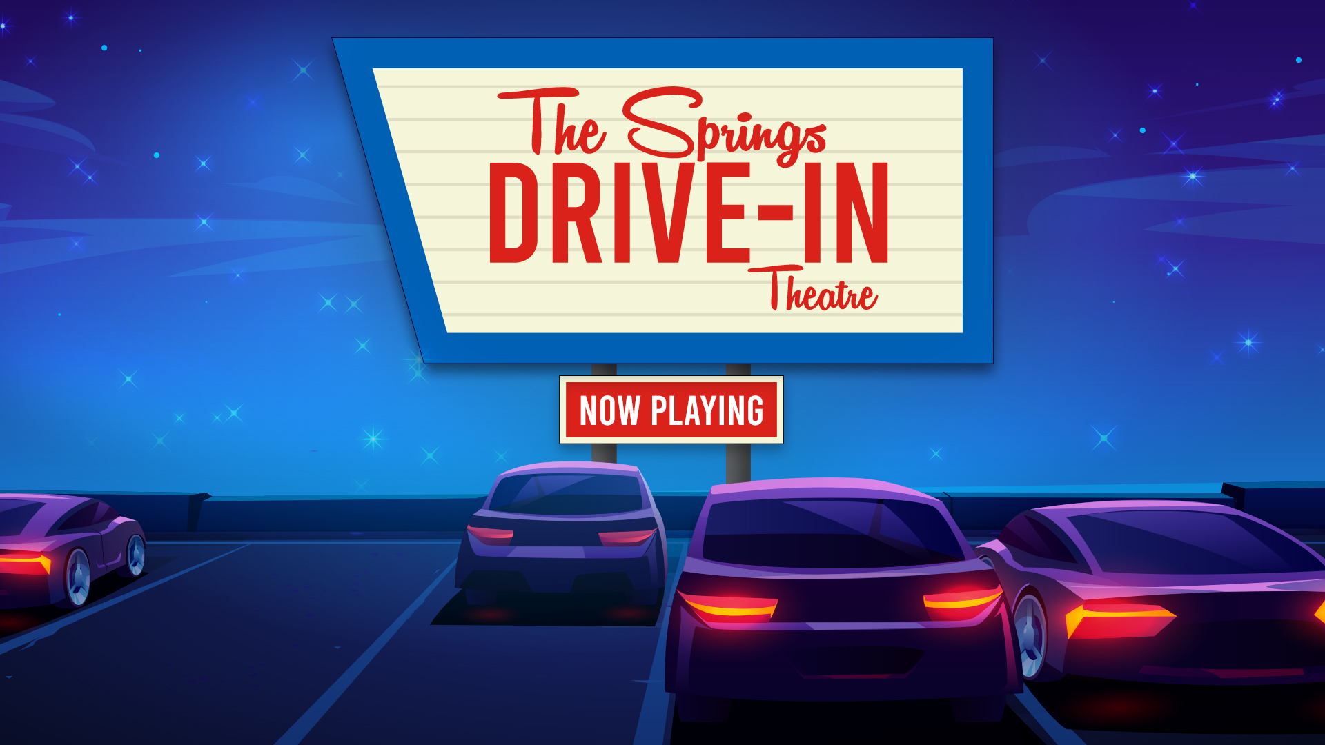 The Springs Drive-In Theatre