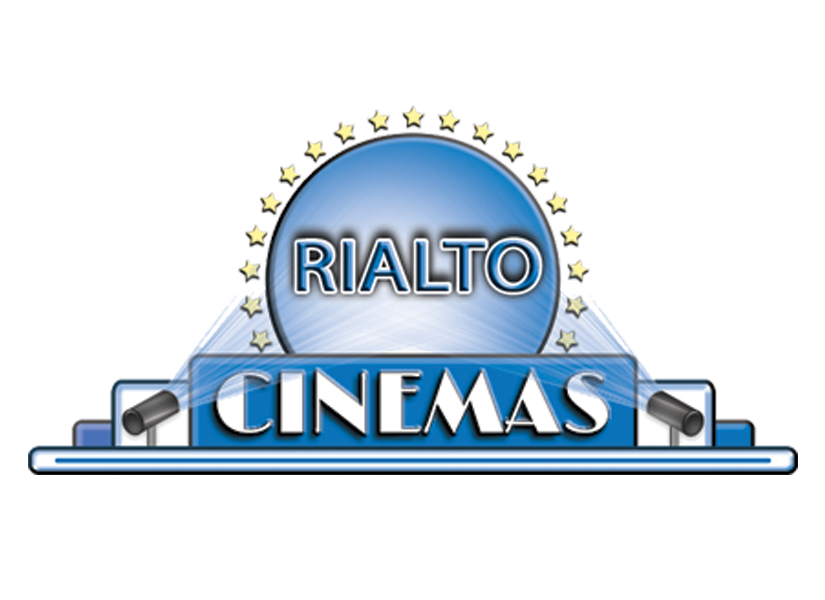 Logo for VIP Cinemas - Rialto 6 Cinemas
