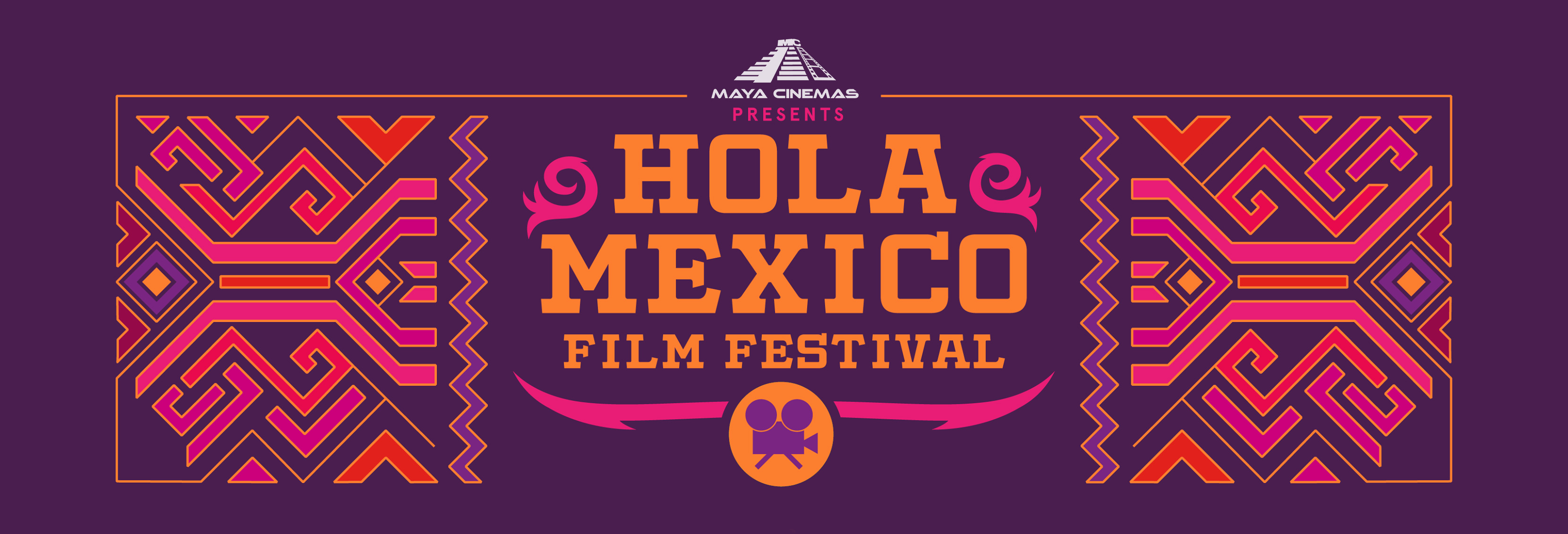 Desktop hero image for Hola Mexico Film Festival