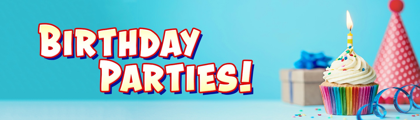 Desktop hero image for Birthday Parties
