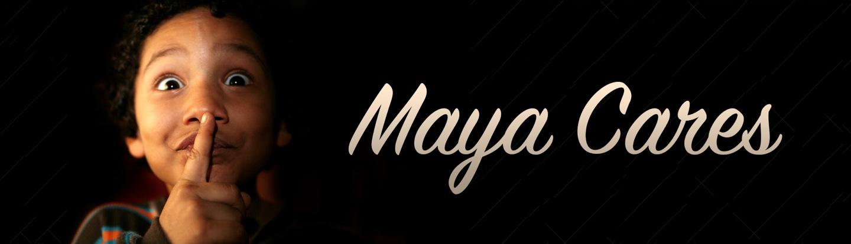 Desktop hero image for Maya Cares