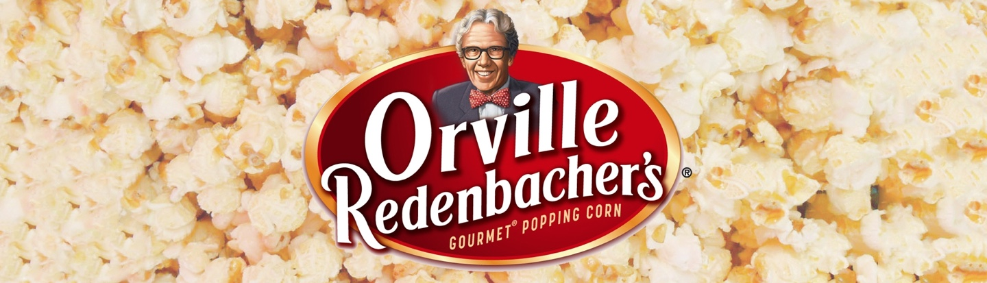Desktop hero image for Orville Redenbacher Popcorn