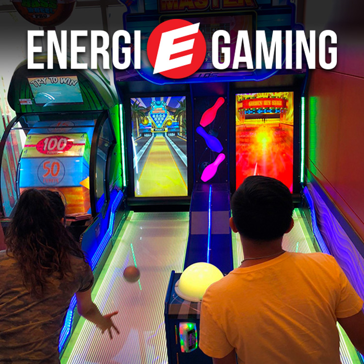 Mobile hero image for Energi: Ultimate Game Center