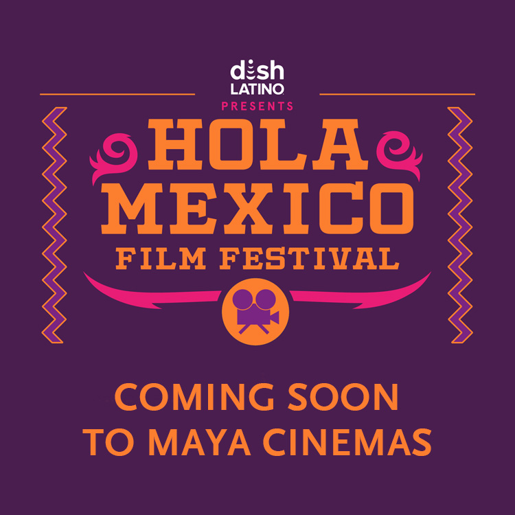 Mobile hero image for Hola Mexico Film Festival