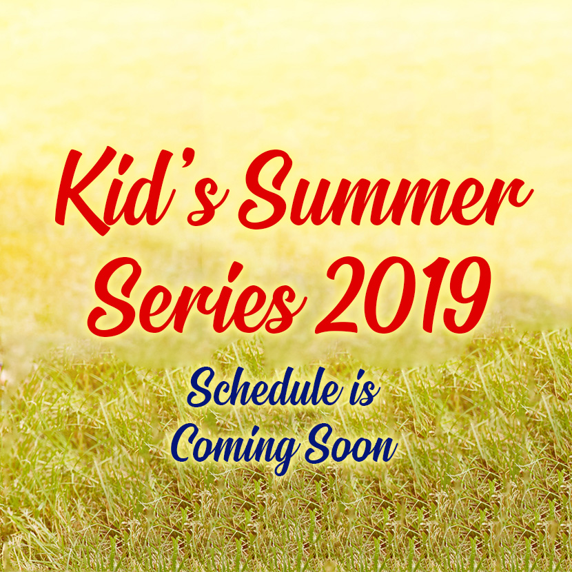 Mobile hero image for Kids Summer Series
