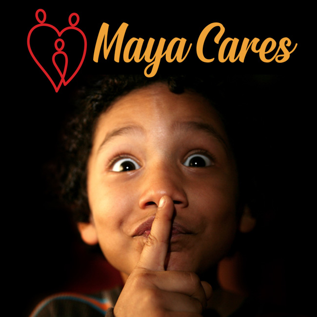 Mobile hero image for Maya Cares
