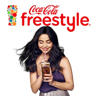 Mobile hero image for Coca Cola Freestyle