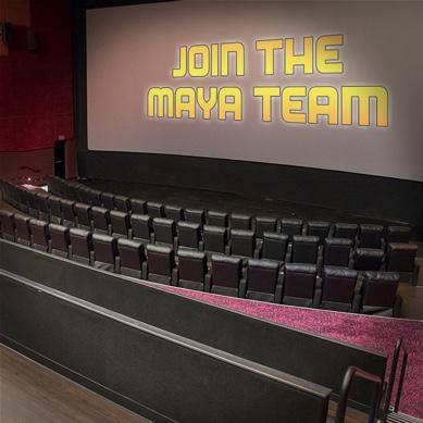 Join the Maya Team