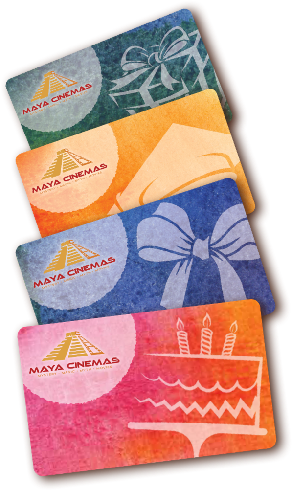 Maya Cinemas Gift Cards