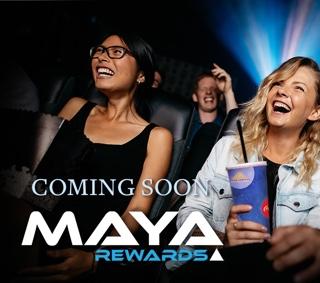 Coming Soon Maya Rewards