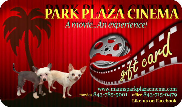 Park Plaza Gift Card