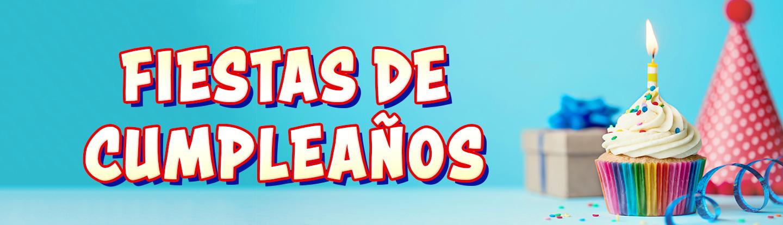 Desktop hero image for Fiestas de Cumpleaños