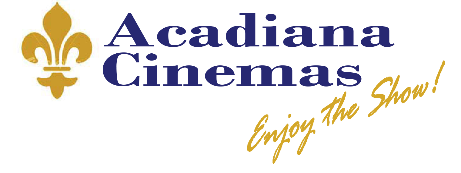 Logo for Acadiana Cinemas