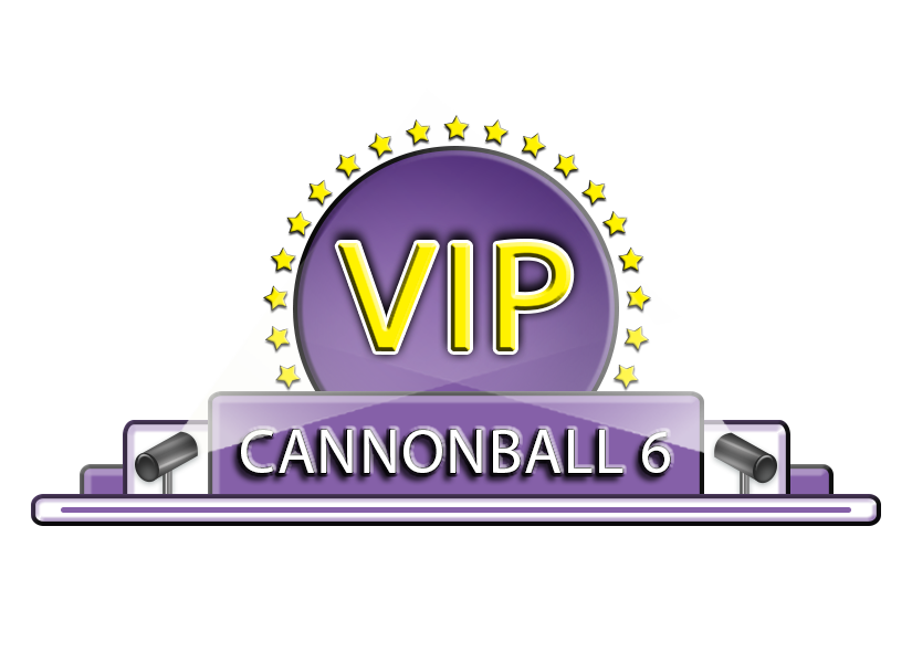 Logo for VIP - Cannonball Cinema