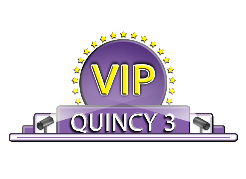 Logo for VIP - Quincy 3