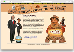 Pollack Advertising Museum