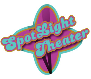 Logo for Spotlight Theater | Hornell and Warsaw, NY