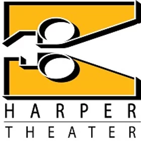 Logo for Harper Theater